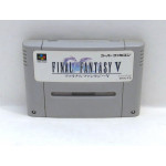 Final Fantasy V + eng text, SFC