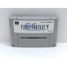 Final Fantasy V + eng text, SFC