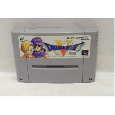 Dragon Quest V, SFC