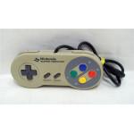 Super Famicom handkontroll SFC SNES NTSC (gulnad, otestad)