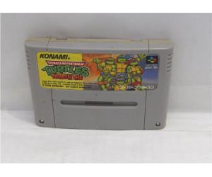 Turtles in Time, SFC