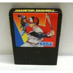Champion Baseball, SG-1000