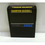 Champion Baseball (svart), SG-1000