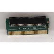 Adapter för Famicom kretskort på NES