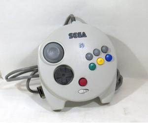 Saturn handkontroll 3D controller, original