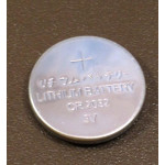Batteri CR2032 litium knappcellsbatteri