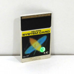 CD-ROM Super System Card Ver.1.0, PCE