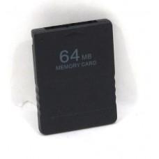 PS2 minneskort 64MB, nytt