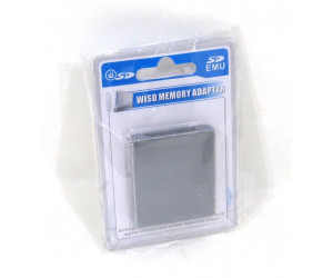 Adapter för SD-kort, Wii/GC