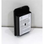 XBOX 360 batterilucka, svart