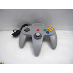 N64 handkontroll, dålig spak (grå)