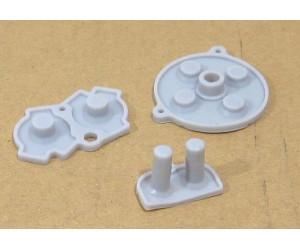 GBA ersättningsgummi (knappsats kontaktgummi)